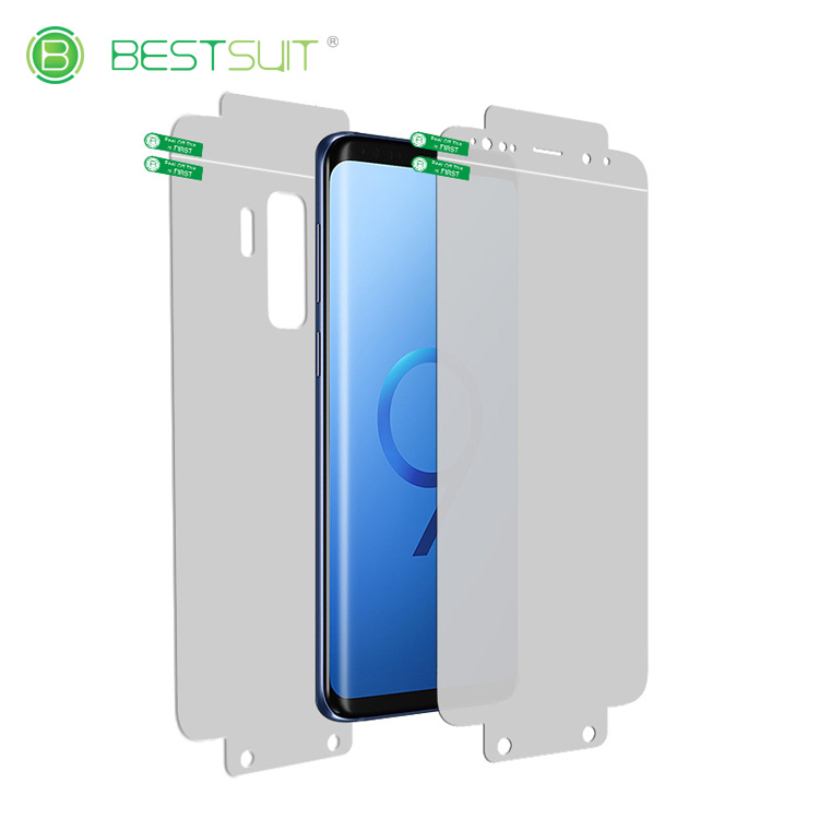 Dual Positioning Best TPU Screen Protector