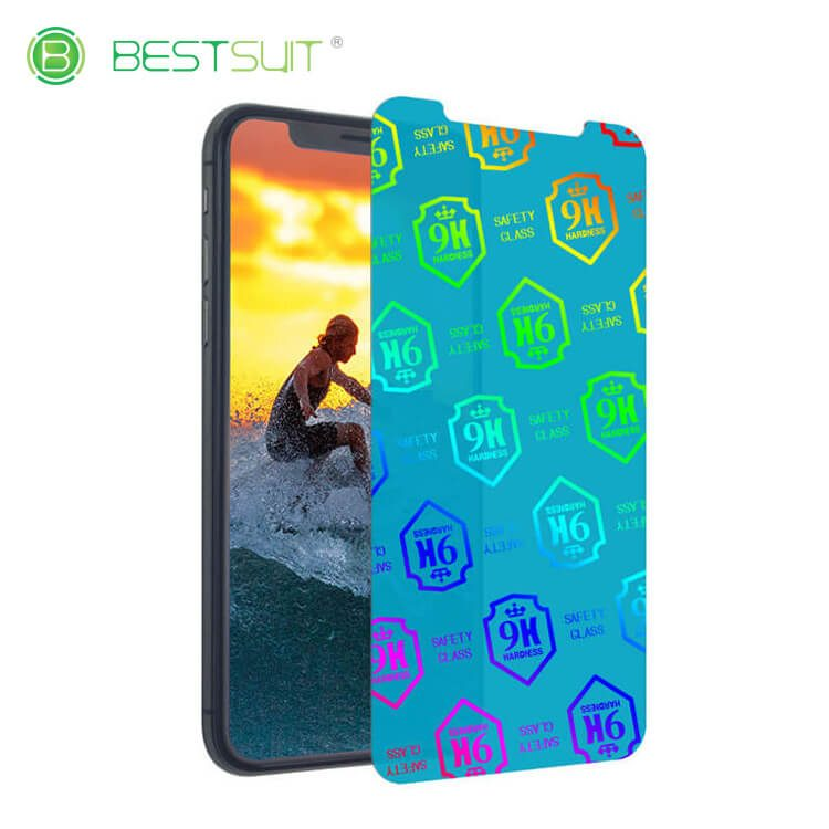 9h nano flexible glass screen protector for iphone xs