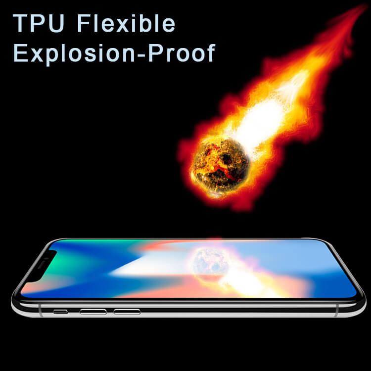 tpu+pet explosion proof screen protector