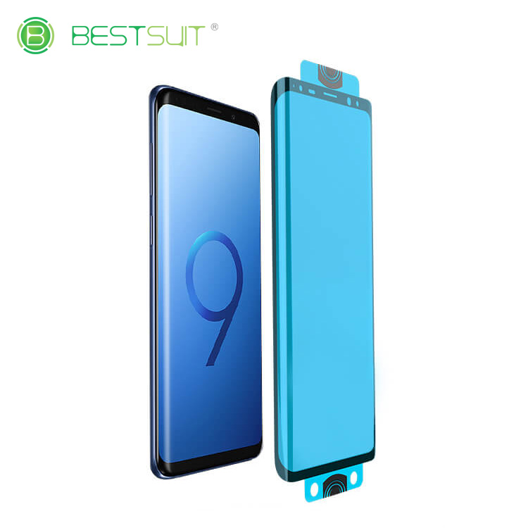 9H TPU 3D Curved Flexible Glass