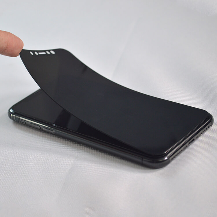 anti privacy flexible glass screen protector