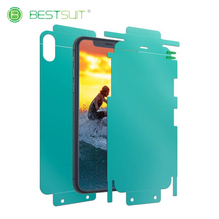 nano tpu screen protector for iphone xs