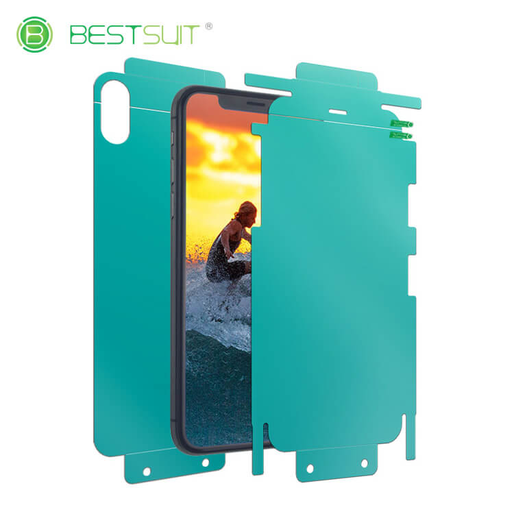 Nano Tpu Screen Protector shape memory full body Film