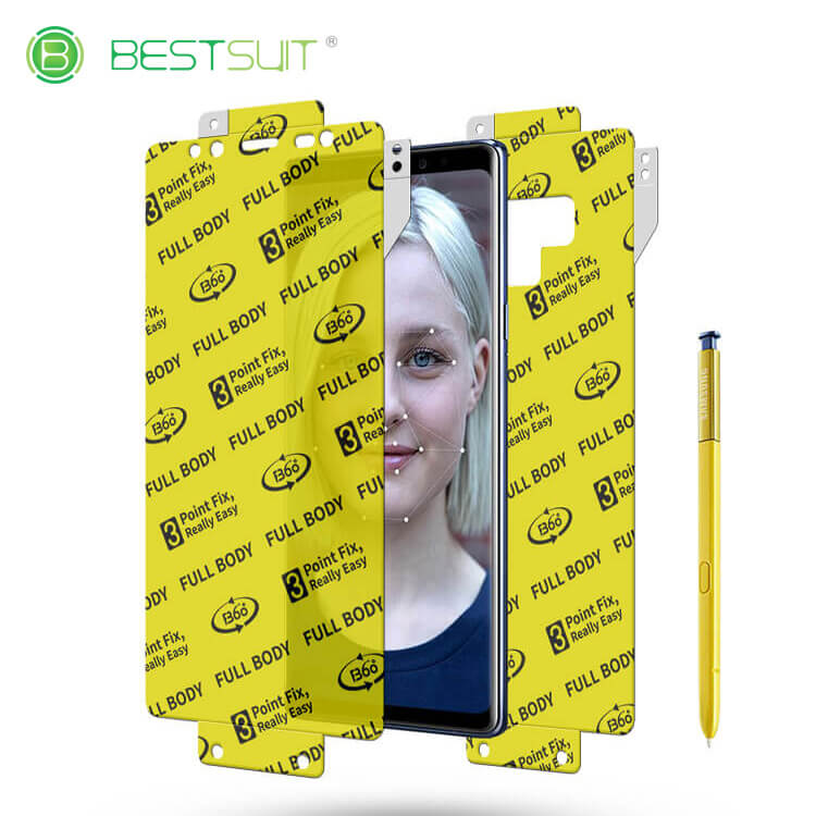 Three Point Fix TPU Screen Protector