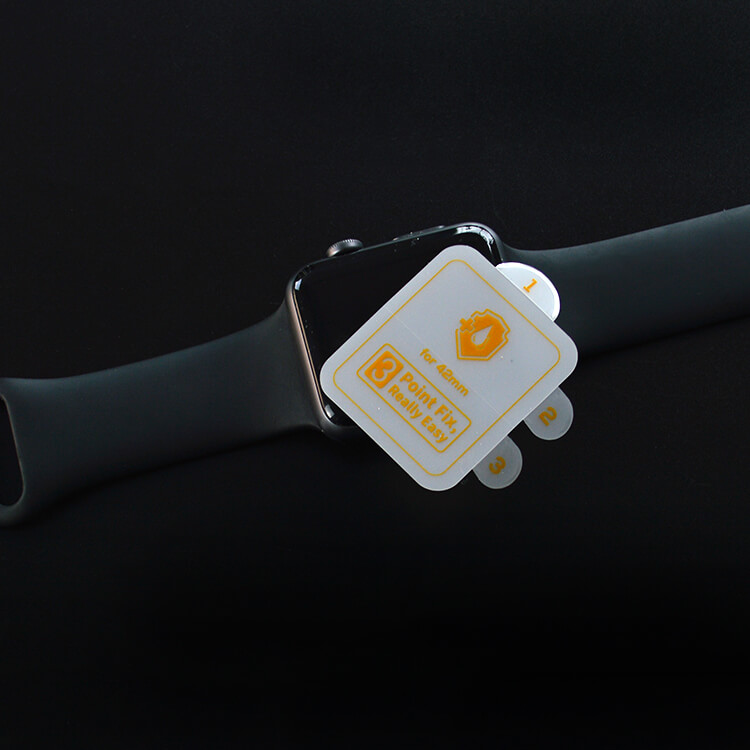 apple watch invisible guard