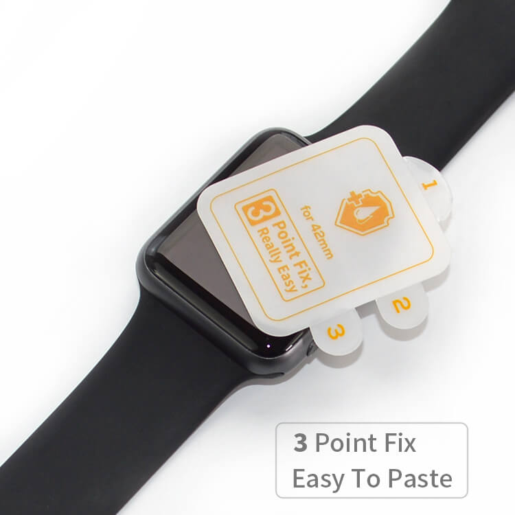 Invisible Guard Smart Watch Screen Protector 44mm