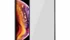 iphone xs max 3d silk tempered glass screen protector