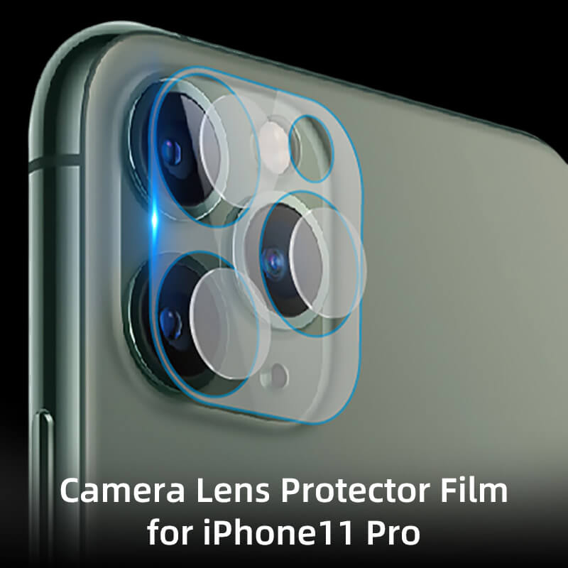 iphone 11 flexible glass camera lens protector film