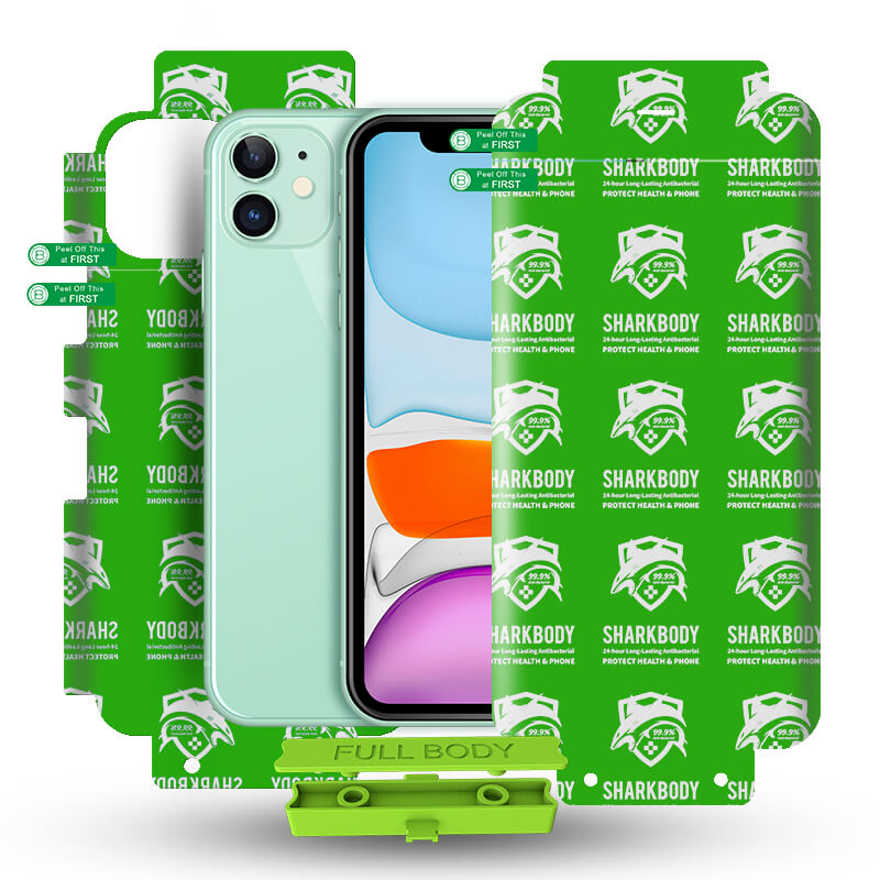 hd Antimicrobial mobile phone screen protector