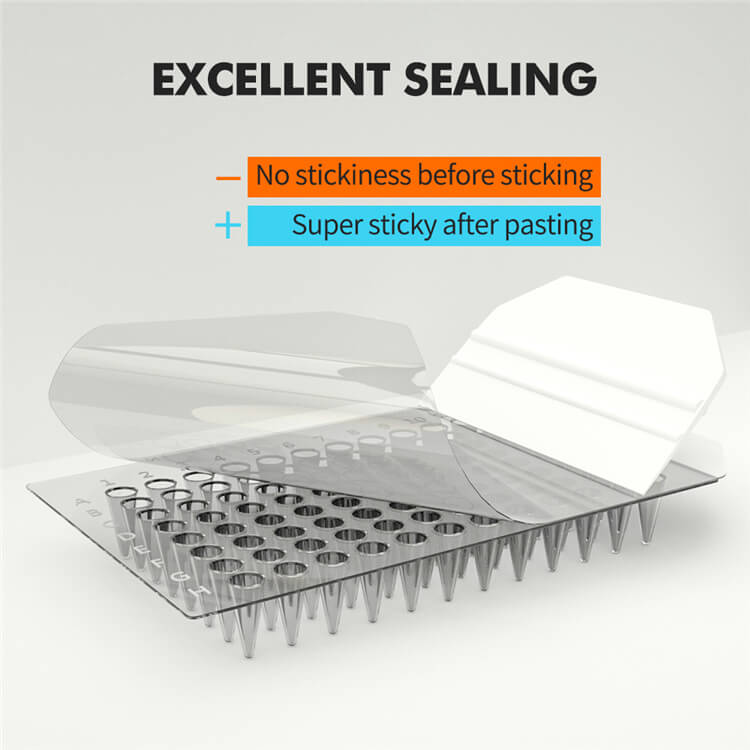96 well pcr plate film