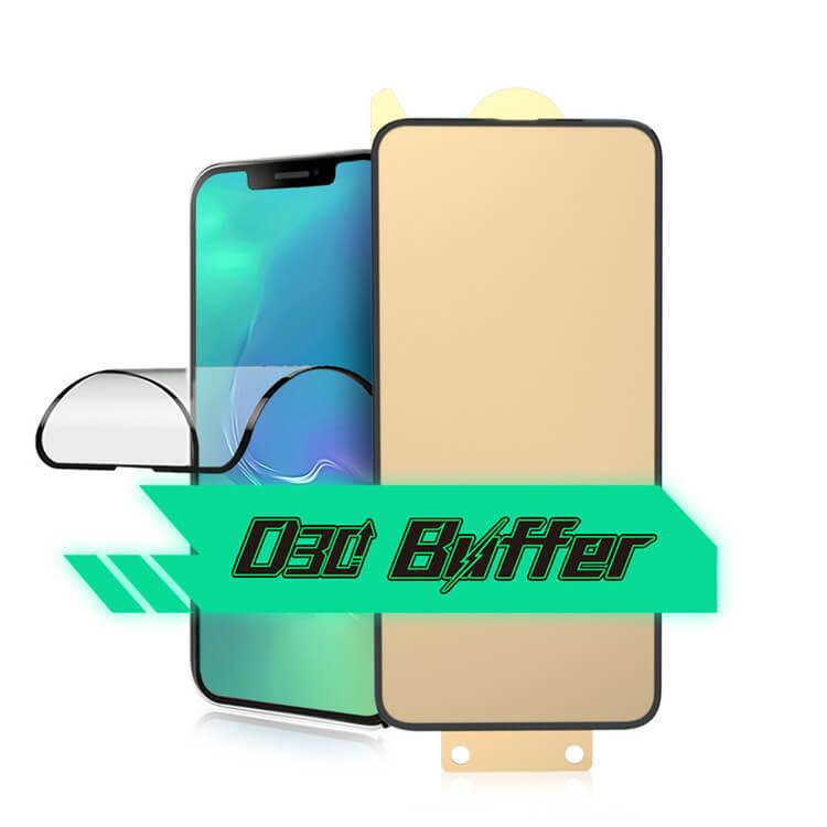 D30 Buffer Non-Newtonian Fluid Screen Protector
